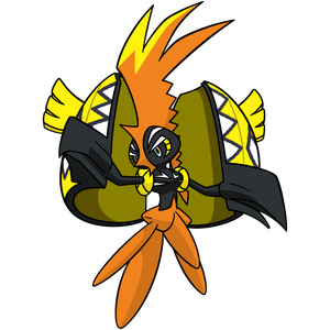 complete the competition 1 tapu koko won by cant