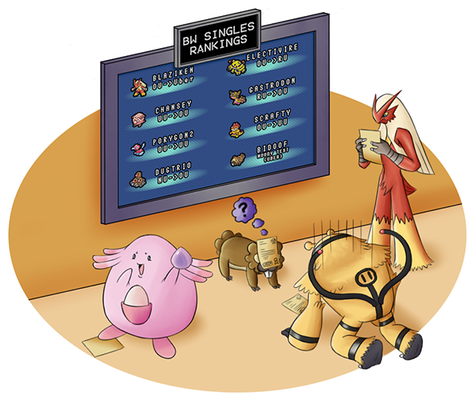 An Introduction To Smogon S Tier System Smogon University