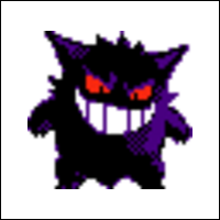 Why do fighting moves sometimes effect your Gengar?