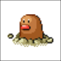 When does diglett learn arena trap
