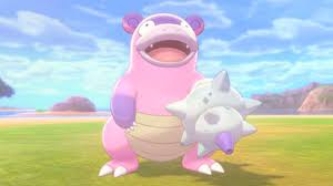 How to get Galarian Slowbro & Slowking in Pokemon Sword Shield ...