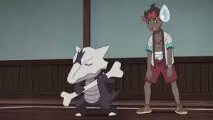 Marowak rocking out | Pokémon Sun and Moon | Know Your Meme