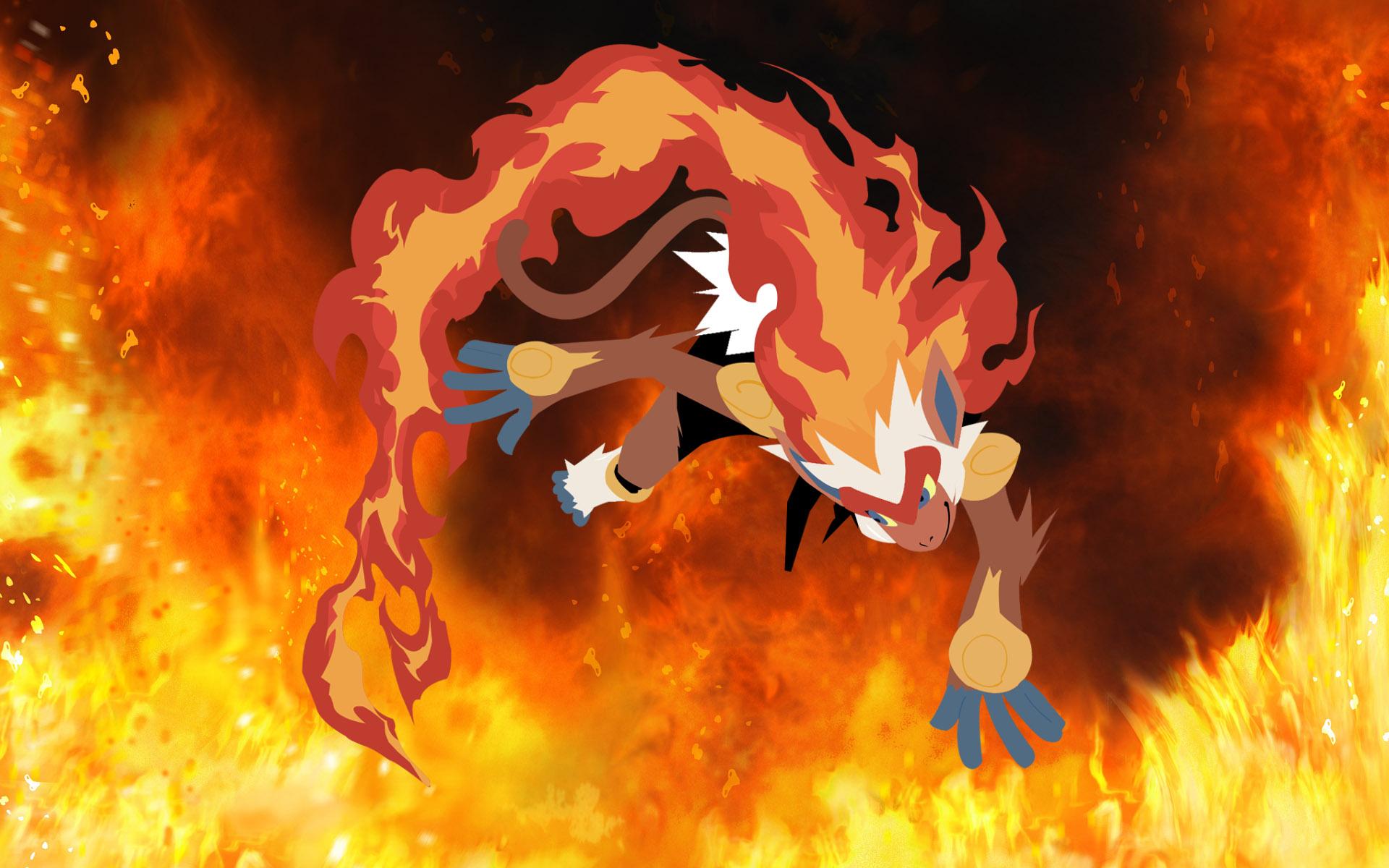 Infernape Pokemon Wallpaper
