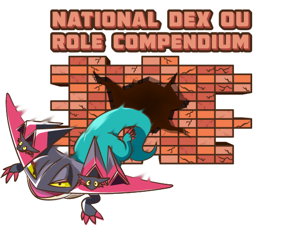 Resource National Dex Ou Role Compendium Smogon Forums