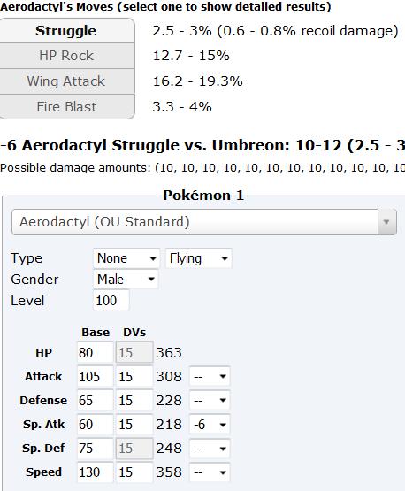 Programming - Pokémon Showdown Damage Calculator | Page 4