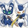 Sapphire the meowstic