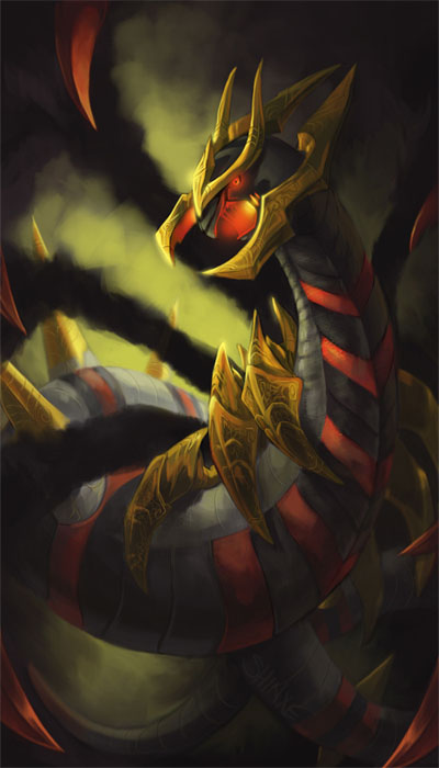 Featured Uber Pokémon: Giratina-O - Smogon University