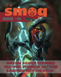 Smog Cover Issue 13