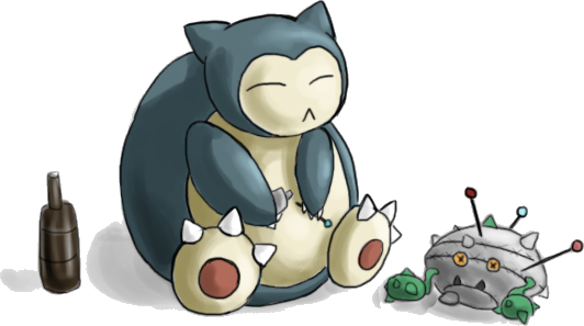 What Is A Good Nature For Snorlax