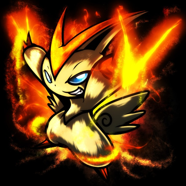 The Nitro Sun Featureduu_victini