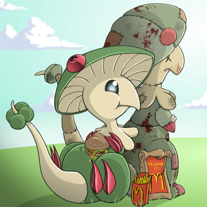 Shroomish (Pokémon) - Bulbapedia, the community-driven ...