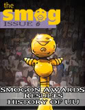 Smog Cover Issue 6