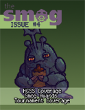 Smog Cover Issue 4