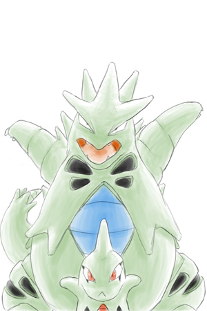 Featured Tyranitar