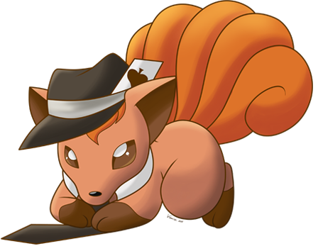 Pokemon Vulpix Render Images | Pokemon Images