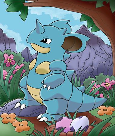 pokemon nidoqueen wiki - 381×450
