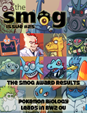 Smog Cover Issue 25