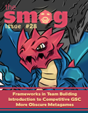 Smog Cover Issue 28