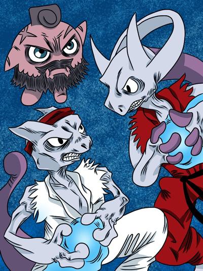Mewtwo Used Forward Smash! Pokémon's Likely Smash ...