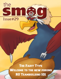 Smog Cover Issue 29