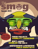 Smog Cover Issue 31