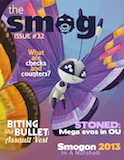 Smog Cover Issue 32
