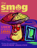 Smog Cover Issue 40
