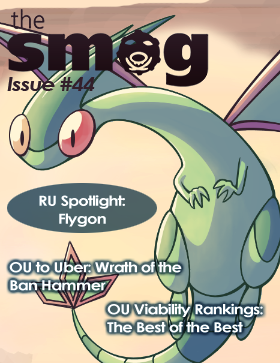 Smog Cover Issue 44