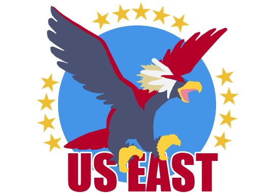 USA East's flag